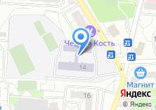 Компания «БеМаП+» на карте