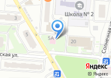 Компания «Taora Medical» на карте