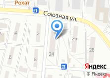 Компания «Одинцовская станция юных техников» на карте