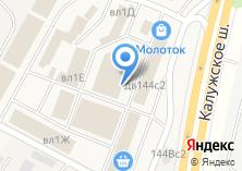 Компания «Инфинити-электро» на карте