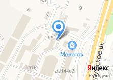 Компания «Автомасло» на карте
