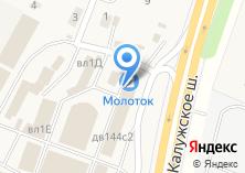 Компания «Молоток-Подольск» на карте