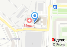 Компания «Рублево-Архангельское» на карте