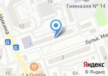 Компания «Одинцовский центр эстетического воспитания» на карте