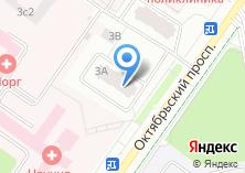 Компания «Футура» на карте