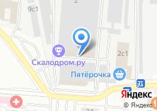 Компания «Krasivo.org» на карте