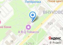 Компания «Петрофф Эйр» на карте
