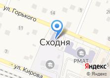 Компания «РМАТ» на карте