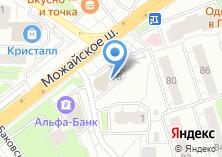 Компания «Автоматик-Трейдинг» на карте