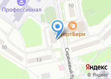 Компания «ОБЛСТРОЙ» на карте