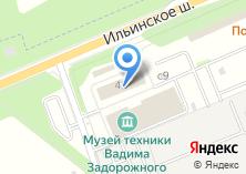 Компания «Траско» на карте
