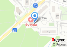Компания «OZON.ru» на карте