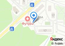 Компания «Восхождение» на карте