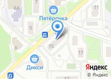 Компания «ЮКА-Строй» на карте