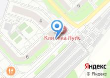 Компания «ПЕРШИН П.В.» на карте