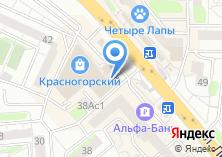Компания «Успенский» на карте
