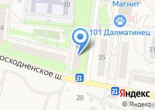 """Компания «""""HouService""""» на карте"""