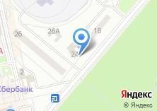 Компания «Магазин цветов на Центральной» на карте