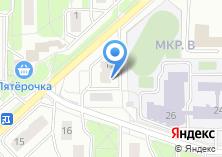 Компания «Адвокатский кабинет Лунина К.П» на карте