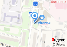 Компания «Мастерская по ремонту обуви на ул. Мичурина» на карте