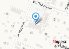Компания «Строящийся жилой дом по ул. Фрунзе (Сходня) (г. Химки)» на карте