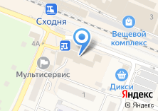 Компания «Салон-ателье на ул. Чапаева» на карте