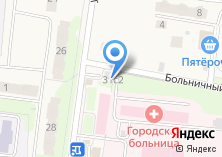 Компания «Майна» на карте