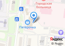 Компания «Аллочка» на карте