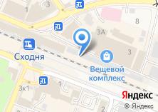 Компания «Фруит Стрит» на карте