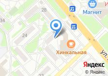 Компания «Почтовое отделение №143409» на карте