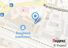 Компания «FloraHimki» на карте