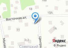 Компания «Советский писатель» на карте