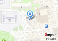 Компания «Почтовое отделение №142191» на карте