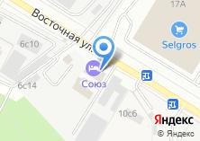 Компания «УСМР-7» на карте