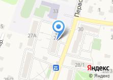 Компания «СтройНедвижГарант» на карте