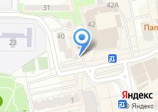 Компания «Лисенок» на карте