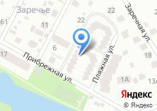 Компания «Строящийся жилой дом по ул. Новая (Троицк)» на карте