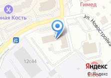 Компания «Анет» на карте