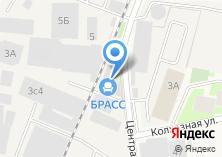 Компания «Насхорн» на карте