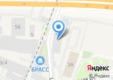 Компания «Кузовной цент Колор Поинт» на карте
