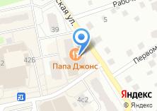 Компания «Kiko» на карте