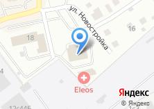 Компания «Отдельный взвод ДПС ГИБДД УВД по ТиНАО» на карте