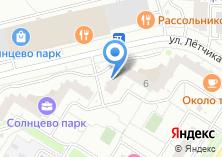 Компания «Строящийся жилой дом по ул. Пыхтино д (Пыхтино)» на карте