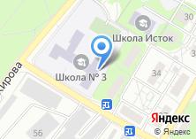 Компания «Фатинк» на карте