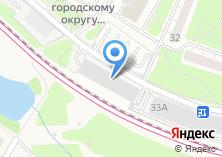 Компания «Экран-3» на карте