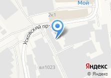Компания «Сходня» на карте