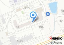 Компания «Одинцовский гарнизонный военный суд» на карте