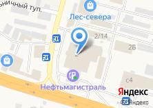Компания «СМ-Тур» на карте