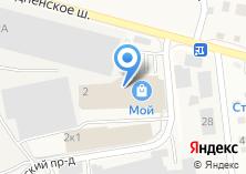 Компания «Хлебный дворик» на карте