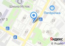 Компания «Почтовое отделение №143403» на карте